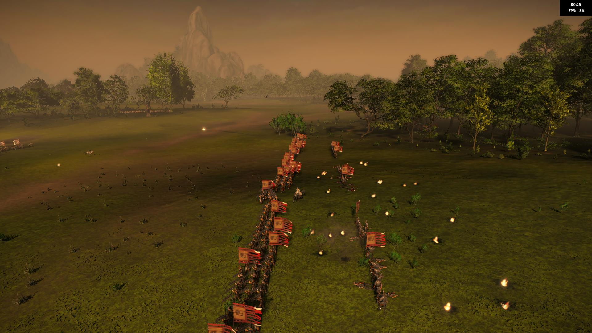 Benchmarks Desktop e Portatili Total War: Three Kingdoms